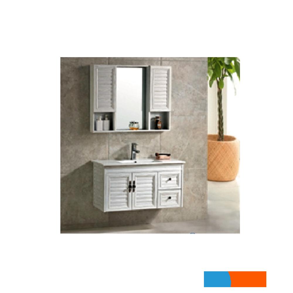 Salle De Bain Com meuble salle de bain complet ref f5003-p1